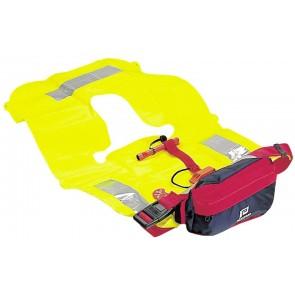 Plastimo Pilot Pocket 150N opblaasbaar reddingsvest heuptas
