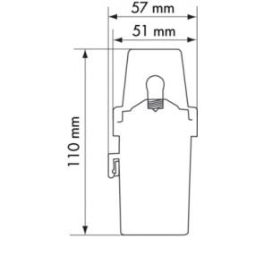 Plastimo verwijderbare navigatie verlichting ankerlicht