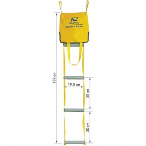 Plastimo Safety Ladder touwladder 4 treden