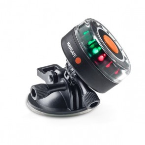 Navisafe Navilight Tri-Colour 2NM zuignap + GoPro fitting