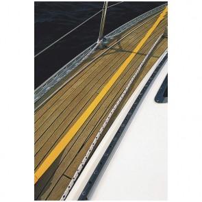 Plastimo loopbanden geel 7 meter (per2)