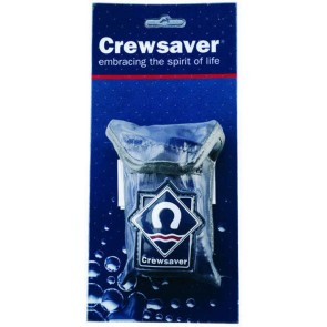Crewsaver spray hood blauw