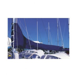 Plastimo zeilhuik blauw dralon 2,75m