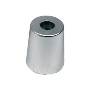 Conische moer anode standaard 40mm