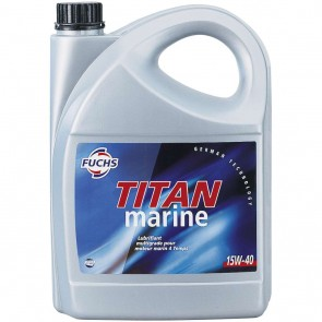 Motorolie Titan 15W40 2 ltr.