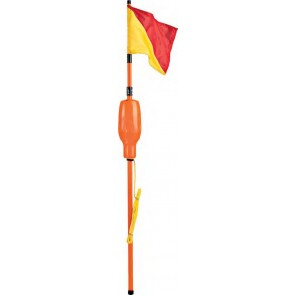 Plastimo opsporingsstaak IOR telescopisch oranje