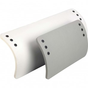 Fender voor RIB maat L, wit