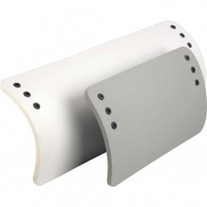 Fender voor RIB maat S, wit