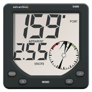 AdvanSea Wind S400 + masttopunit