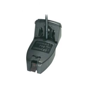 Transducer Airmar P58, Dual freq.spiegel diepte/snelheid/temp