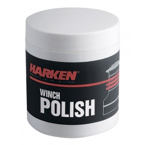 Harken Winch Polish