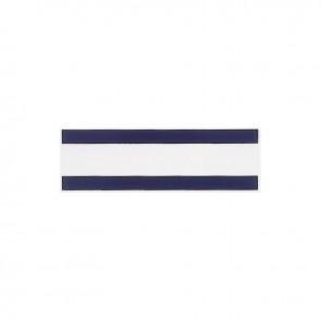 Optiparts meetband sticker blauw