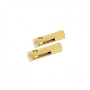 Optiparts top pin  aluminium (set)