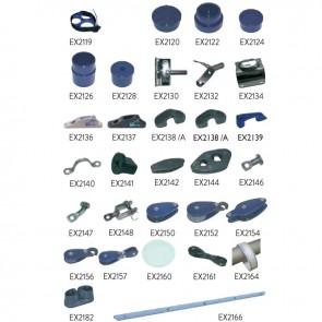 WinDesign aluminium oog voor onderlijk en overloop