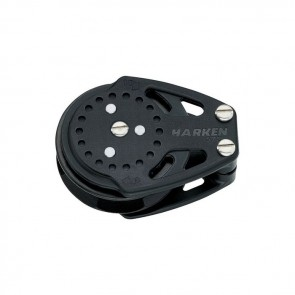 Harken 75mm carbo Ratchamatic schildpadblok 2682