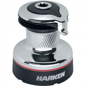 Harken Chr. Radial Winch Self-tailing 35 series 35.2STC