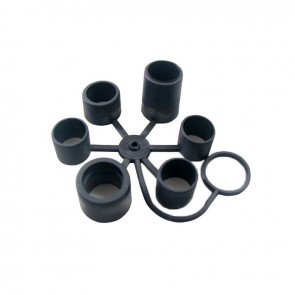 Lalizas multi-valve adaptor