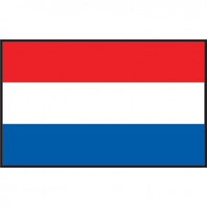 Lalizas dutch flag 30 x 45cm