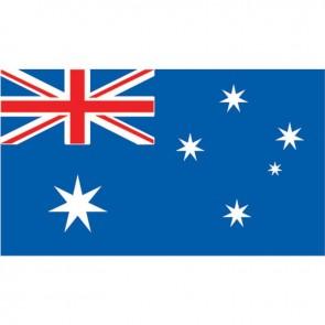 Lalizas australian flag 20 x 30cm