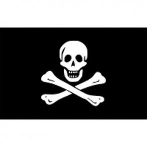 Lalizas pirate's flag, 30x45cm
