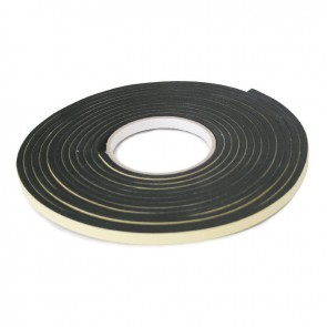 SeaTape neopreen tape 3mx19mmx6mm zwart