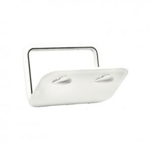 Lalizas top line hatch, white, 315x440mm