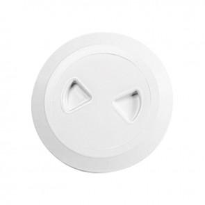 Lalizas deck plate round  smart d188mm blanc