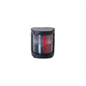 Lalizas Classic 12 combilicht bakboord/stuurboord rood/groen, zwarte behuizing