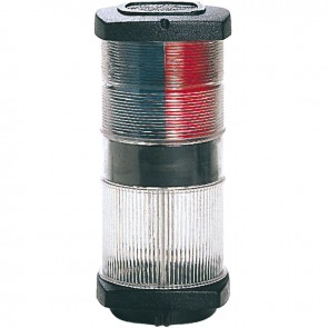 Lalizas Classic 20 driekleur + ankerlicht, zwarte behuizing