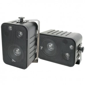 "Lalizas speakerset 3-way ""seasound"" 180w"