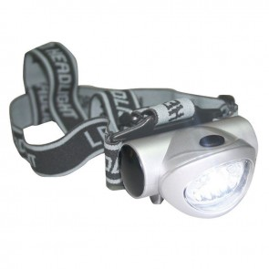Lalizas LED headlamp, 3AAA
