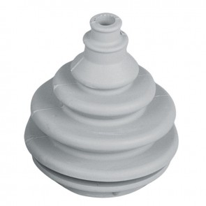 Lalizas cable boot flushmount, 70mm white