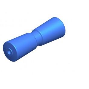 Talamex V-kielrol PU L295mm 82mm as 16mm