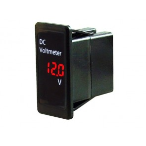 Talamex Voltmeter 2.5-30V switch model