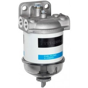 TREM Scheidingsfilter met reservoir transparant