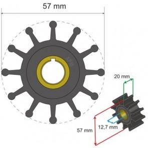 Albin Premium Impeller kit nr. 06-01-013