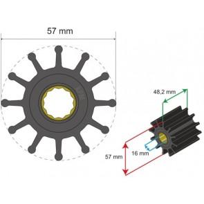 Albin Premium Impeller kit nr. 06-01-014