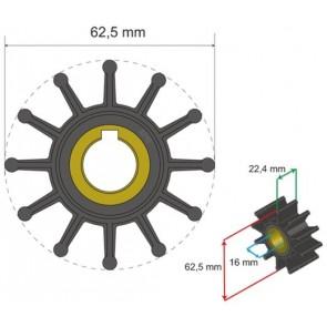Albin Premium Impeller kit nr. 06-01-015