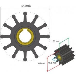 Albin Premium Impeller kit nr. 06-01-019
