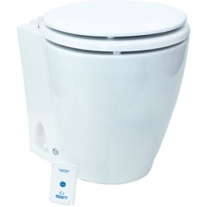 Albin Toilet Design standaard electrisch 24V