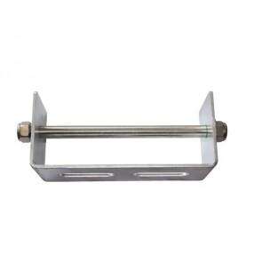Talamex Beugel gegalvaniseerd voor trailerrol 175mm (roller 125mm)