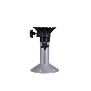 Talamex Stoelpoot verstelbaar 340-510mm aluminium