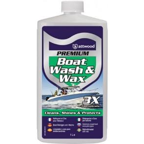 Attwood Premium Boot shampoo & wax