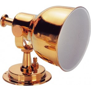 Talamex Messing wandlamp 75mm 12V