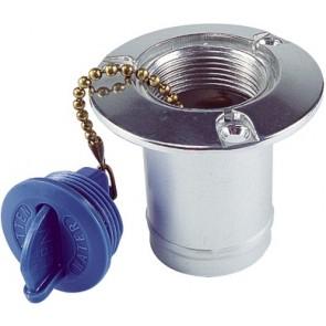 Talamex Dekdop aluminium toilet 38mm