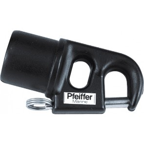 Pfeiffer Marine Spiboom beslag voor buis 40x2.0mm