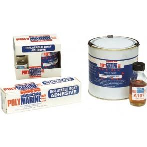 Polymarine PVC lijm 2-componenten 250ml