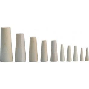 Houten pluggen (10st gesorteerd 5-32mm)