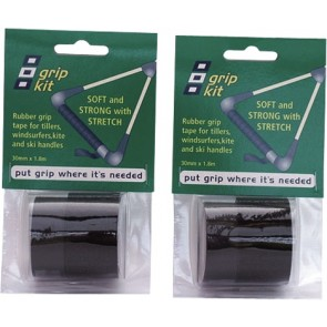PSP Grip tape set zwart 30mm 1.8m