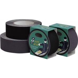 PSP Soft rubber grip tape grijs 50mm 4m